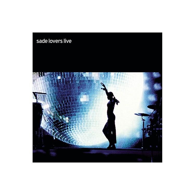 AllianceSade - Lovers Live (CD)