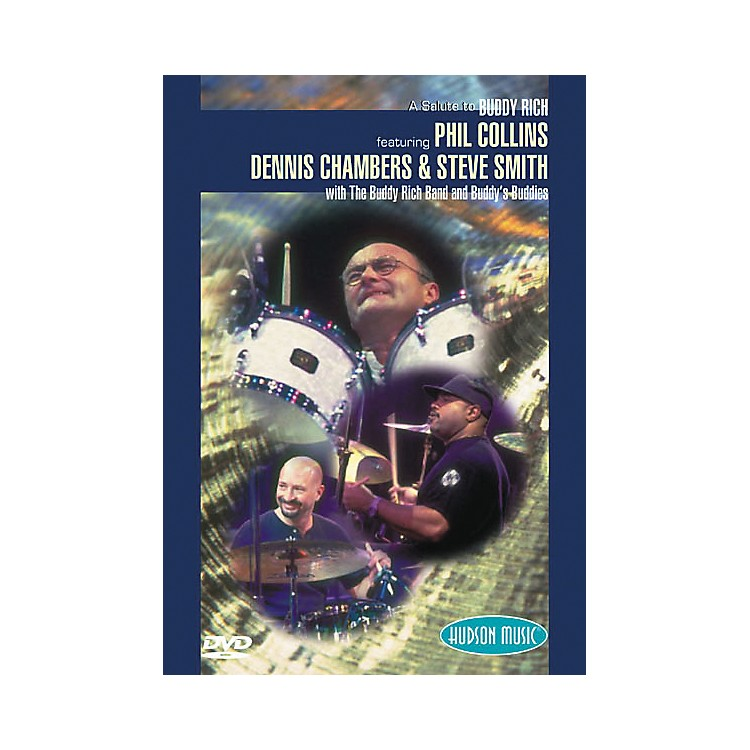 Hudson MusicSalute To Buddy Rich (DVD)