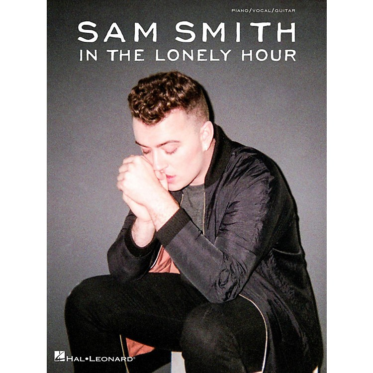 Hal LeonardSam Smith - In The Lonely Hour Piano/Vocal/Guitar