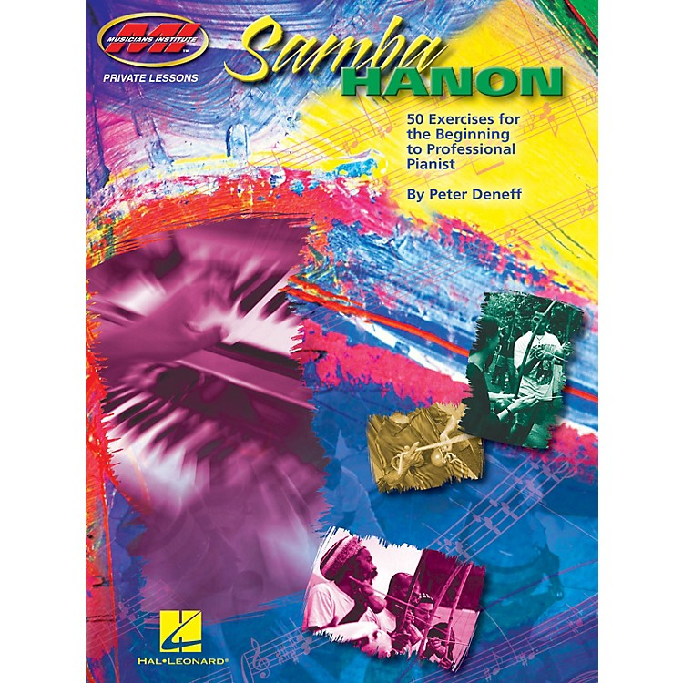 Musicians InstituteSamba Hanon Musicians Institute Press Series Softcover Written by Peter Deneff