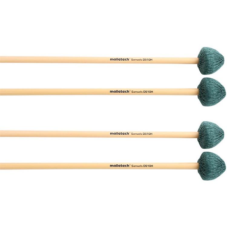 MalletechSamuels Vibraphone Mallets Set of 4 (2 Matched Pairs)Hard Heavy