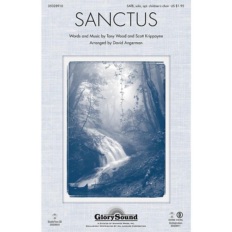 Shawnee PressSanctus SATB arranged by David Angerman