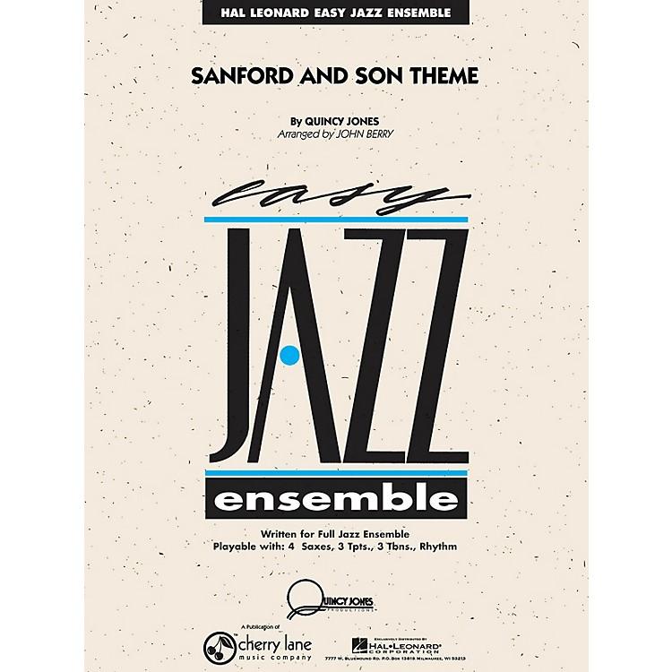 Cherry LaneSanford and Son Theme Jazz Band Level 2 Arranged by John Berry
