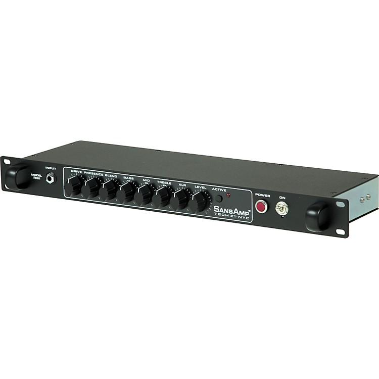 Tech 21Sansamp RBI Rackmount Bass Tube Amp Emulator