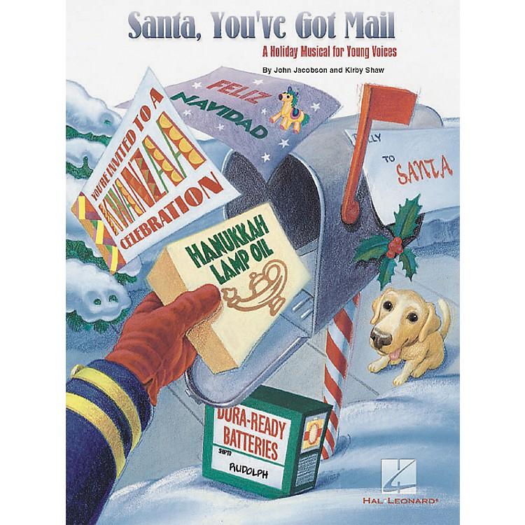 Hal LeonardSanta You've Got Mail (Student 5-Pak)