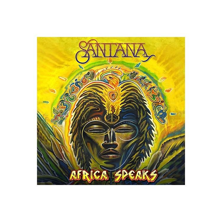 AllianceSantana - Africa Speaks (CD)