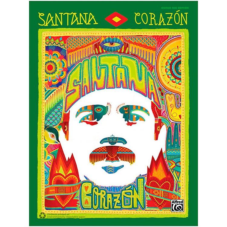 AlfredSantana - Corazon Guitar TAB Book