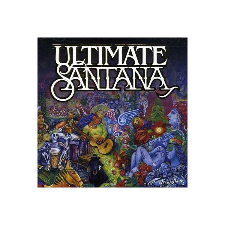 AllianceSantana - The Ultimate Santana: His All Time Greatest Hits (CD)