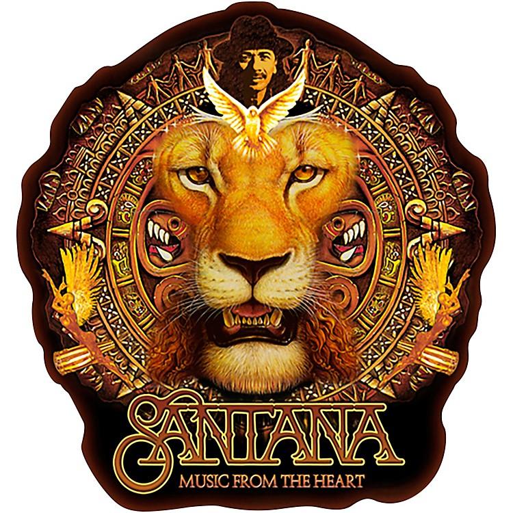 C&D VisionarySantana Lion Patch