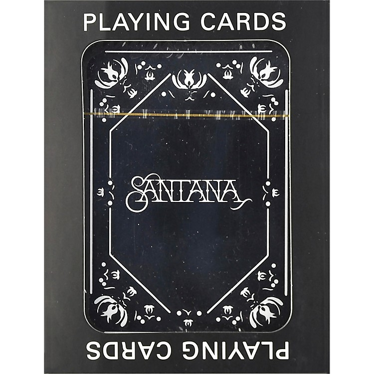 Iconic ConceptsSantana Playing Cards
