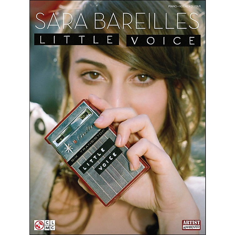 Cherry LaneSara Bareilles: Little Voice arranged for piano, vocal, and guitar (P/V/G)