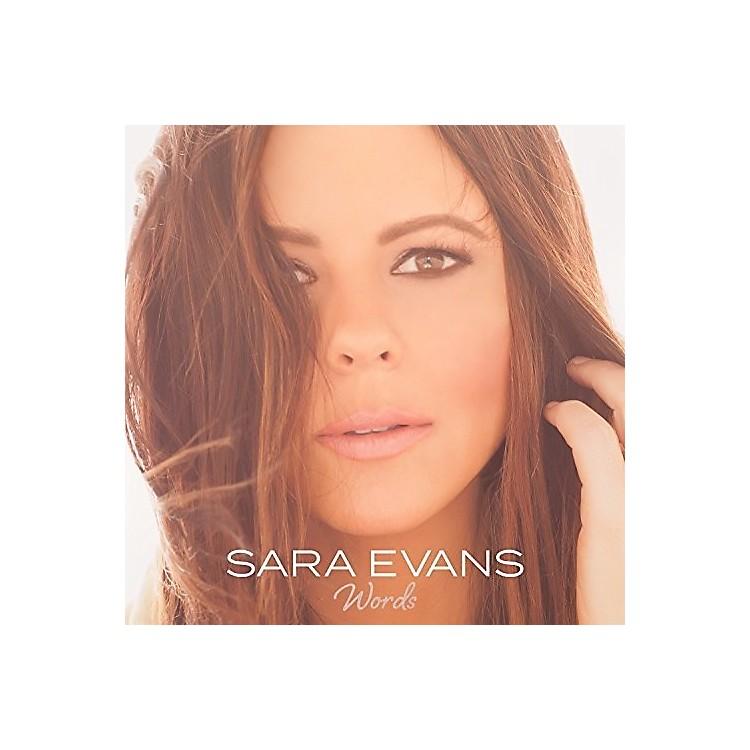 AllianceSara Evans - Words