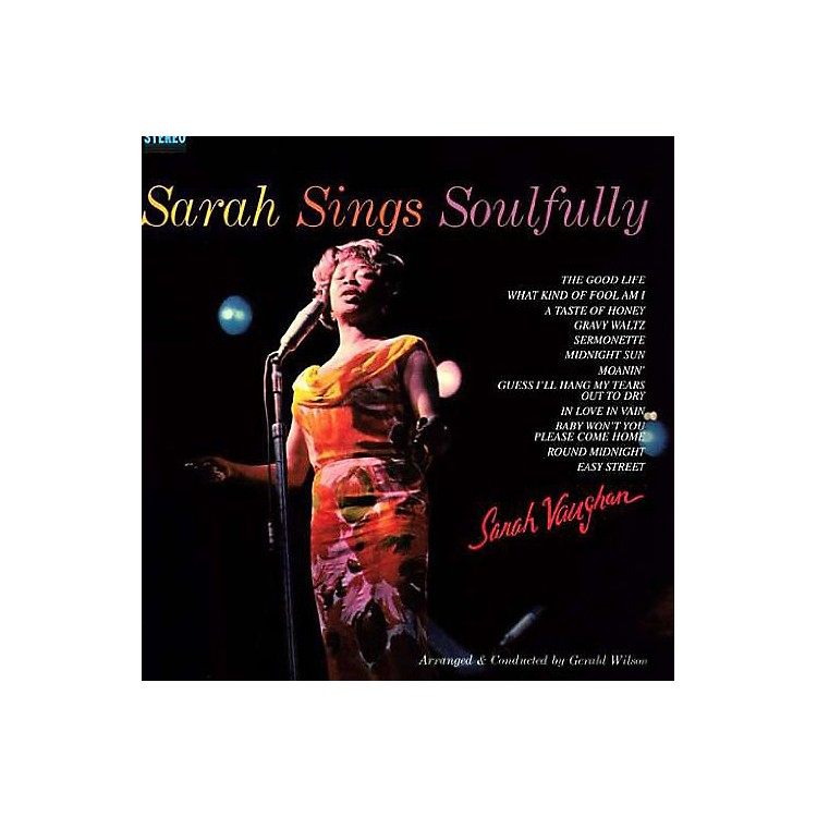 AllianceSarah Vaughan - Sarah Sings Soulfully