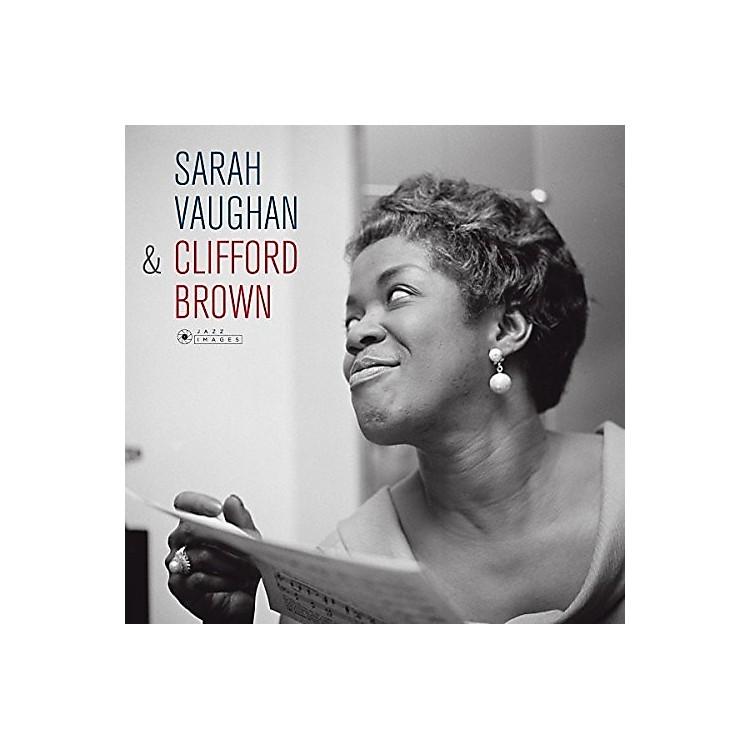 AllianceSarah Vaughan - Sarah Vaughan & Clifford Brown + 1 Bonus Track (Cover Photo ByJean-Pierre Leloir)
