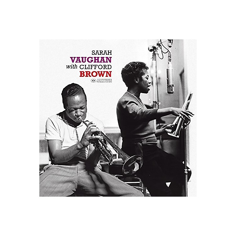 AllianceSarah Vaughan With Clifford Brown
