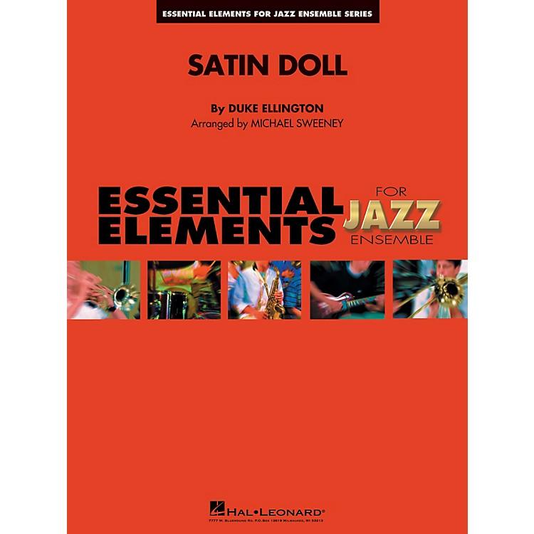 Hal LeonardSatin Doll Jazz Band Level 1-2 Arranged by Michael Sweeney