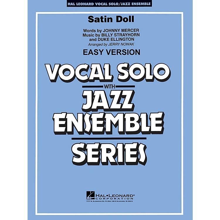 Hal LeonardSatin Doll (Key: Bb) Jazz Band Level 3-4 Composed by Duke Ellington