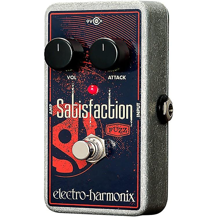 Electro-HarmonixSatisfaction Fuzz Guitar Effects Pedal