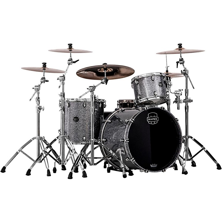 Mapex Saturn V 3-Piece Rock Shell Pack Granite Sparkle