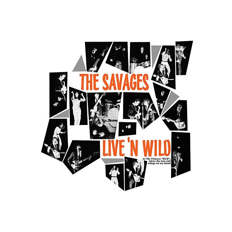 AllianceSavages - Live'n Wild