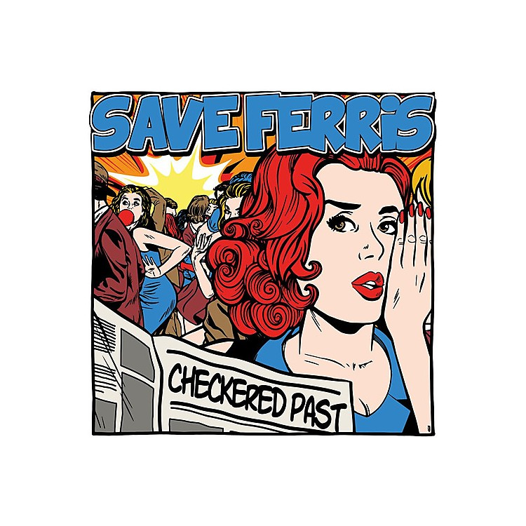 Alliance Save Ferris - Checkered Past