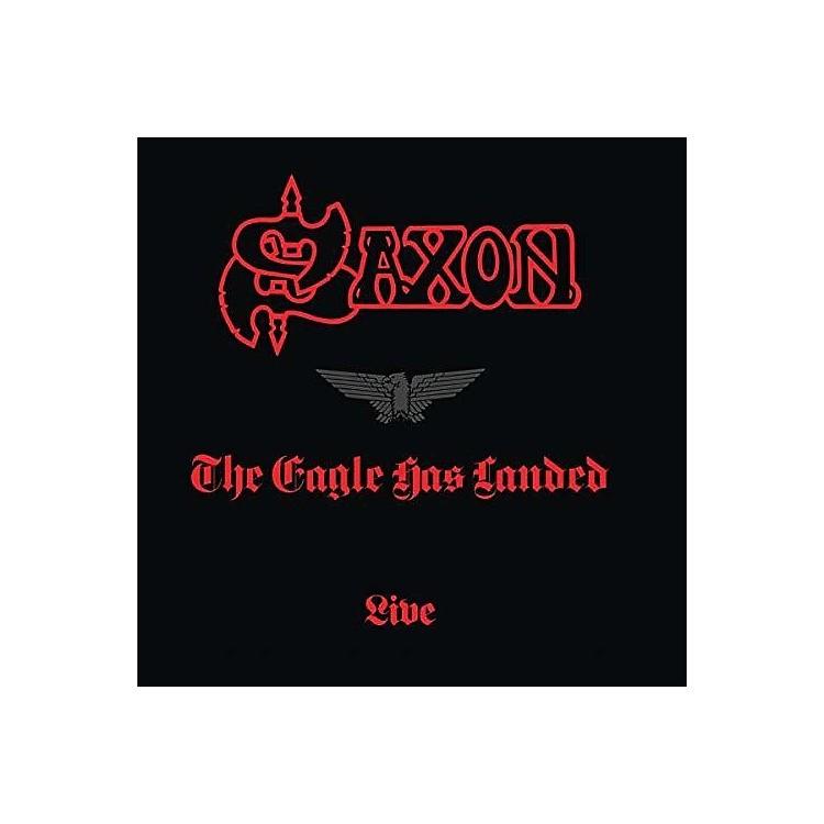 AllianceSaxon - Eagle Has Landed (live) (1999 Remaster) (Rocktober 2018 Exclusive)