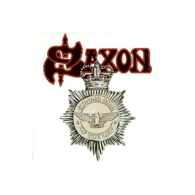 AllianceSaxon - Strong Arm Of The Law