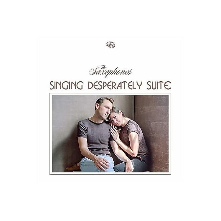 AllianceSaxophones - Singing Desperately Suite