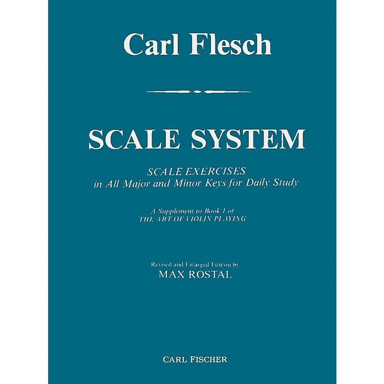 Carl Fischer Scale System Book 1