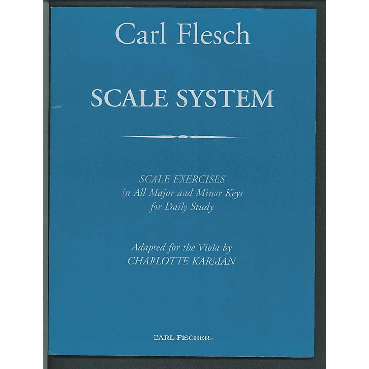 Carl FischerScale System Book