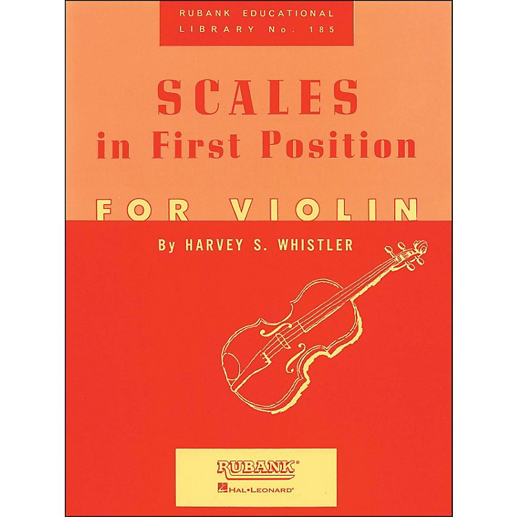 Hal Leonard Scales In First Position for Violin