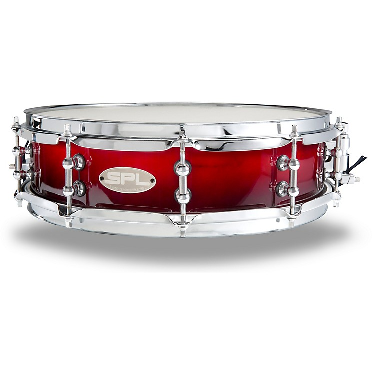 Sound Percussion LabsScarlet Fade Lacquer Snare Drum14 x 4 in.