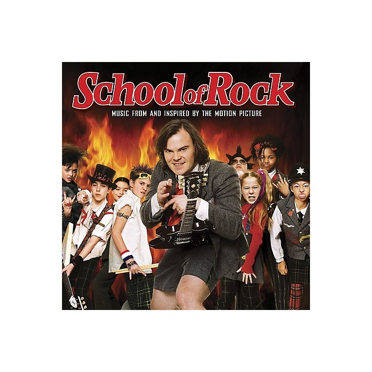 AllianceSchool Of Rock (Music From and Inspired By Motion Picture)