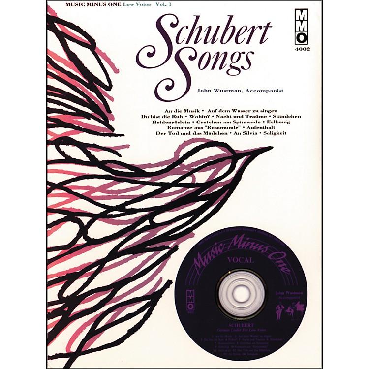 Hal LeonardSchubert Low Voice 1