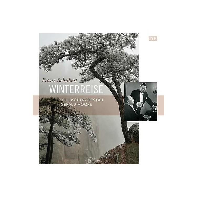 AllianceSchubert: Winterreise / Dietrich Fischer Dieskau