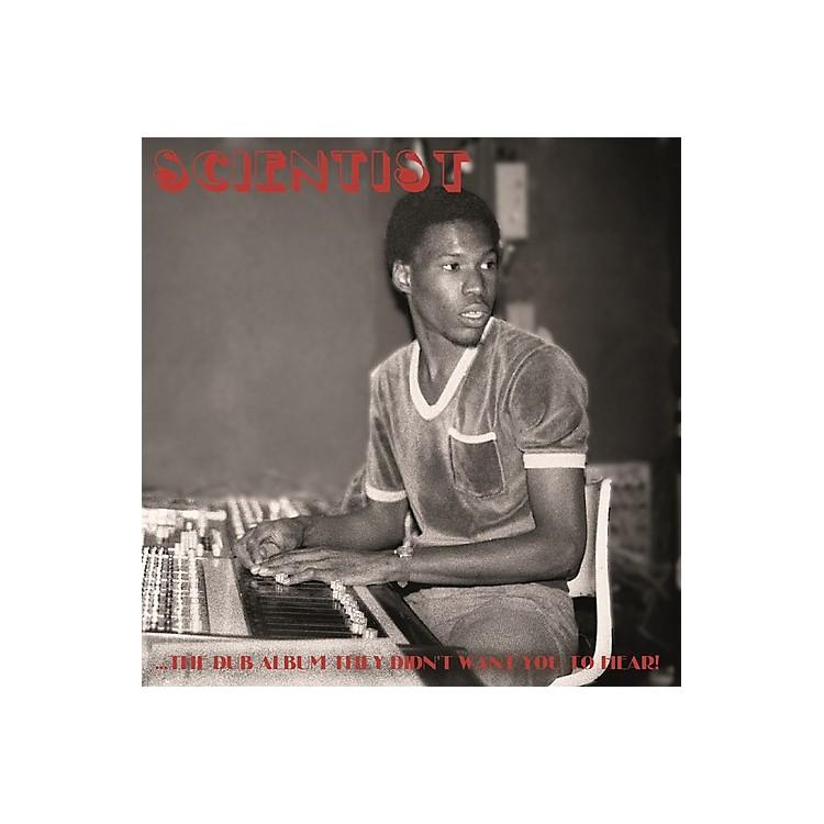 AllianceScientist - Dub Album They Didn't Want You to Hear