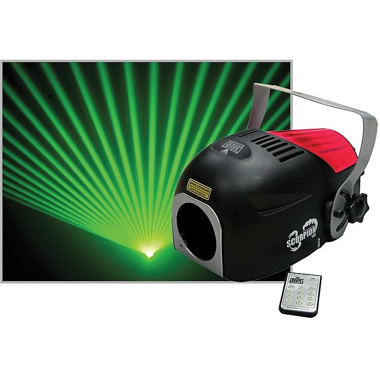 CHAUVET DJScorpion LGX Green Laser