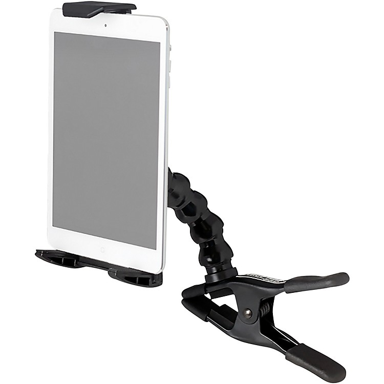 Stage Ninja Scorpion Series TAB-8-CB Tablet Holder Black
