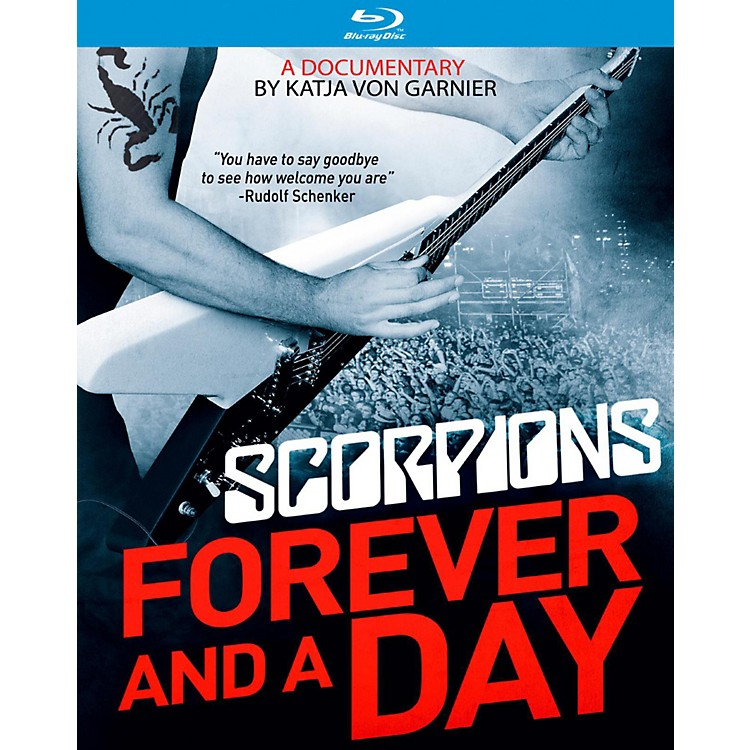 MVDScorpions - Forever And A Day Blu Ray
