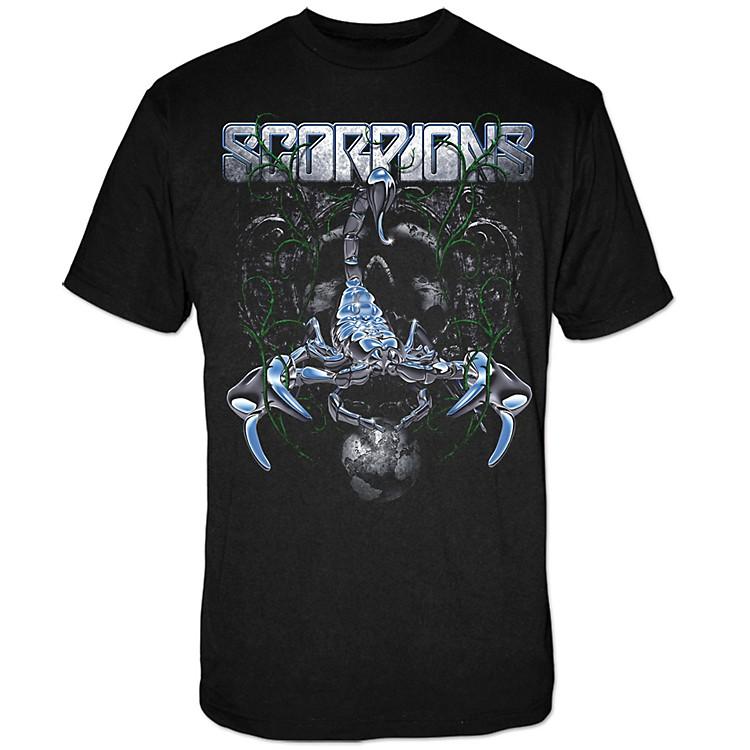 Fea MerchandisingScorpions -  Metallic Scorpion Chrome Sting T-Shirt