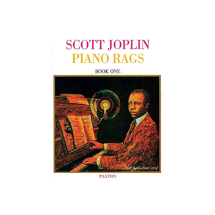 Music SalesScott Joplin: Piano Rags Book 1 Music Sales America Series