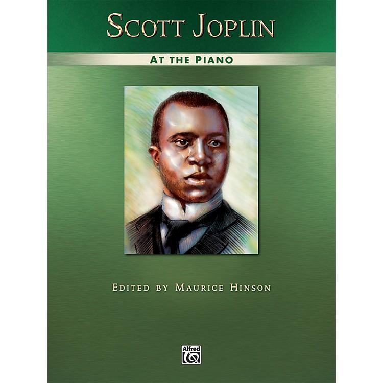 AlfredScott Joplin at the Piano