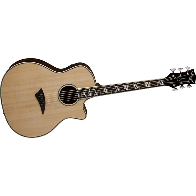 Dean Scott Weiland Exotica Acoustic-Electric Guitar Gloss Natural