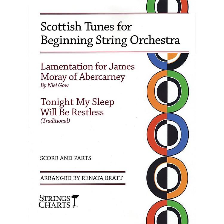 String Letter PublishingScottish Tunes for Beginning String Orchestra String Letter Publishing Series Slick Wrap by Renata Bratt