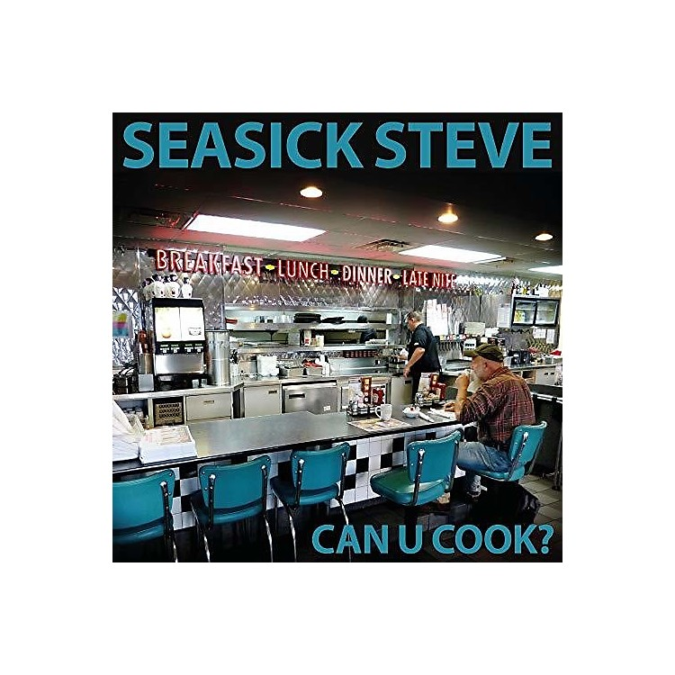 AllianceSeasick Steve - Can U Cook