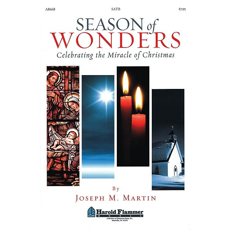 Shawnee PressSeason of Wonders (StudioTrax CD) Studiotrax CD Composed by Joseph M. Martin