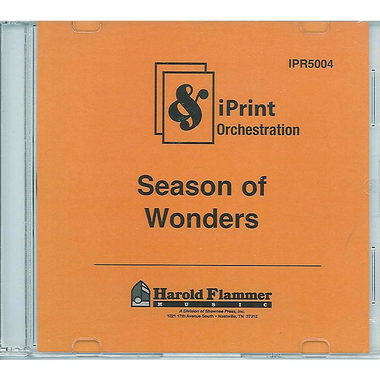 Shawnee PressSeason of Wonders (iPrint Orchestration (CD-ROM)) Score & Parts composed by Joseph M. Martin