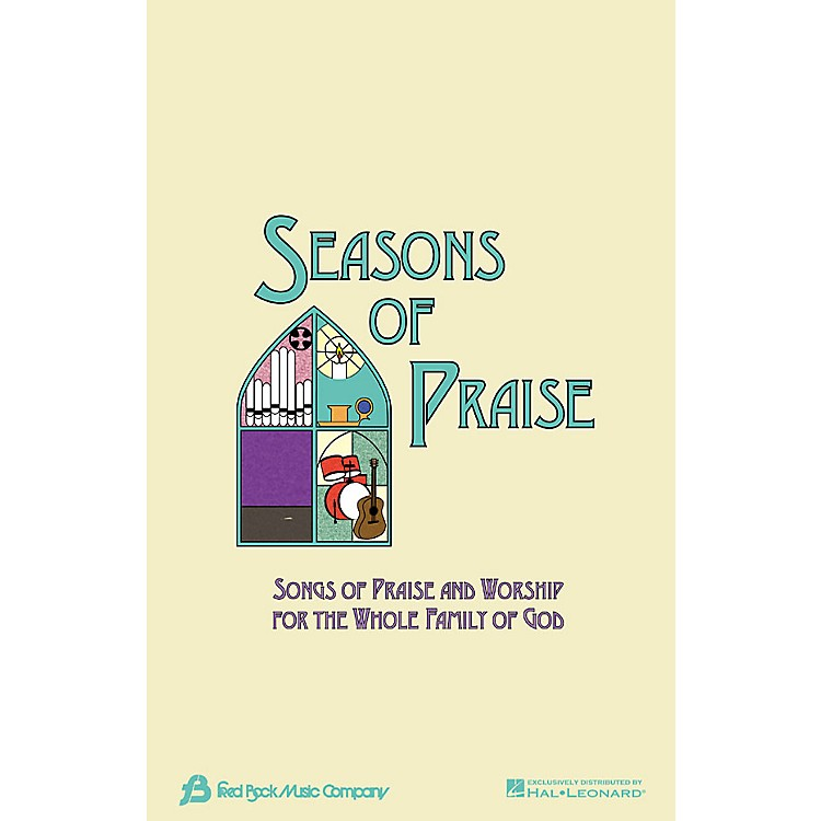 Fred Bock MusicSeasons of Praise - Resource Manual (Songs of Praise and Worship for the Whole Family of God) RESOURCE BK