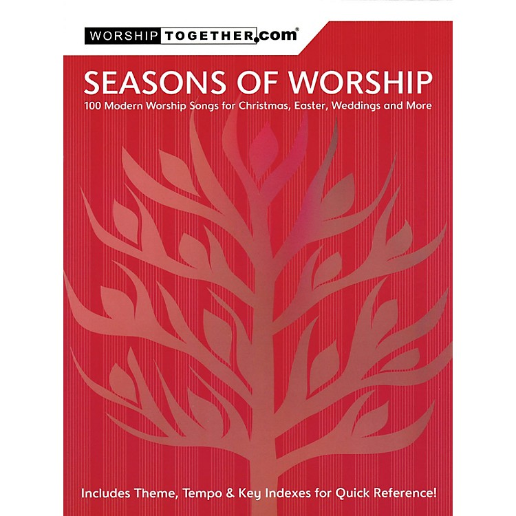 Worship TogetherSeasons of Worship Sacred Folio Series Softcover Performed by Various