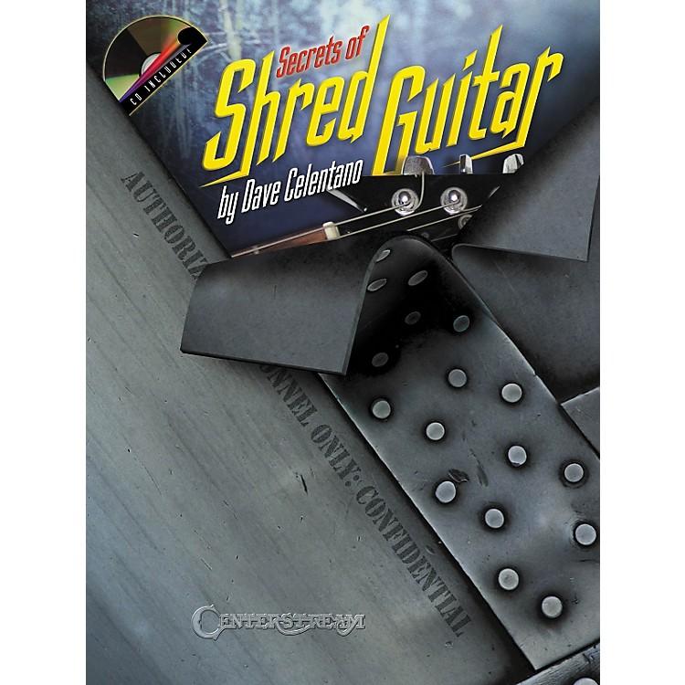 Hal LeonardSecrets of Shred Guitar Book and CD